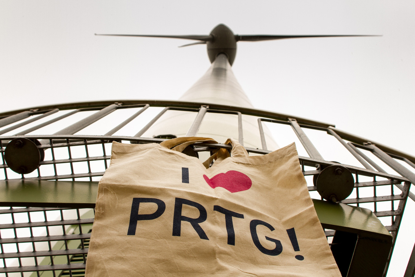 Flying high with PRTG - Thanks to neam IT-Services!
