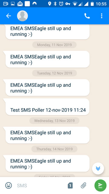 SMS Eagle Notifications 1