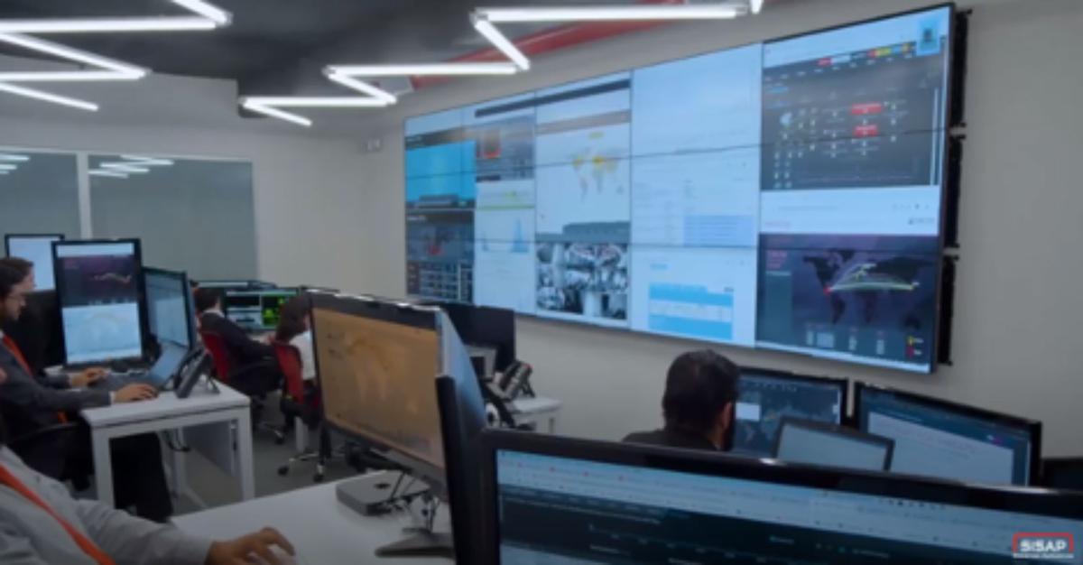 El Centro de Operaciones de Seguridad de SISAP