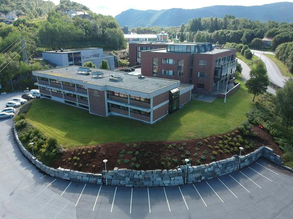 TAFJORDs Hauptsitz in Ålesund