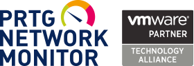 PRTG Network Monitor Vmware Partner