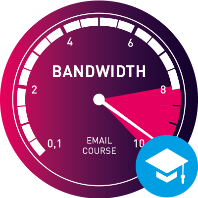 email course bandbreiten monitoring