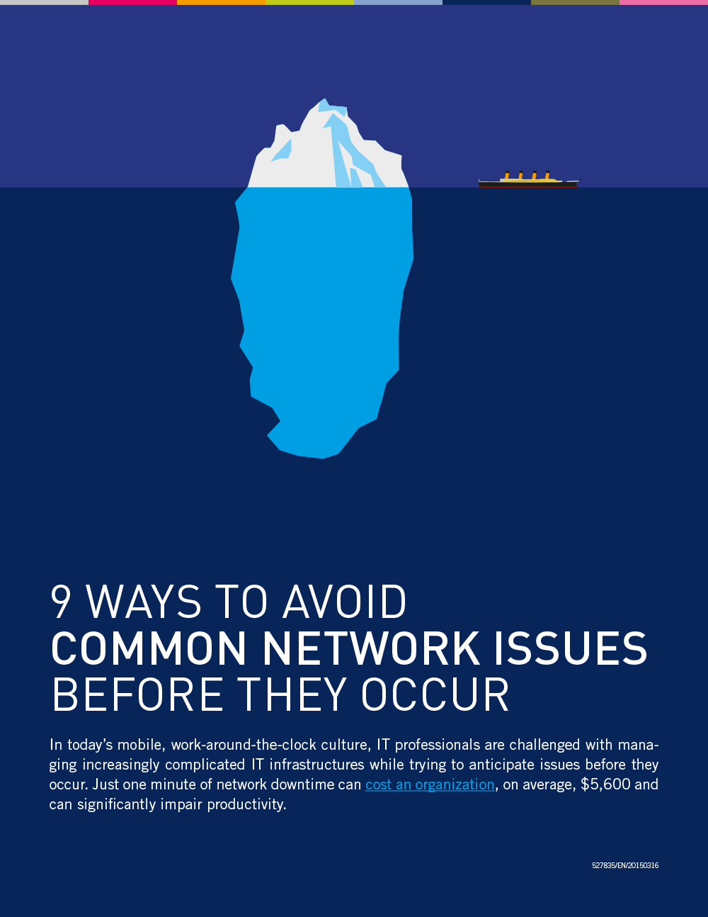 Tip Sheet 9 Ways to Avoid Common Network Issues Before They Occur
