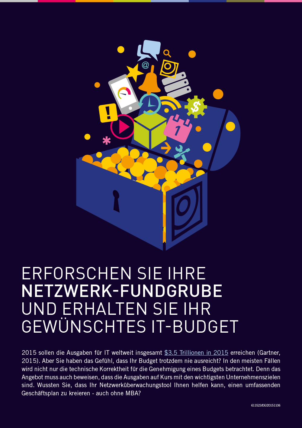 Tip Sheet Get the IT Budget You Want
