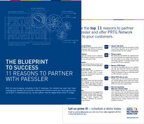 Blueprint tip sheet 9 reasons to partner with paessler malvernweather Choice Image