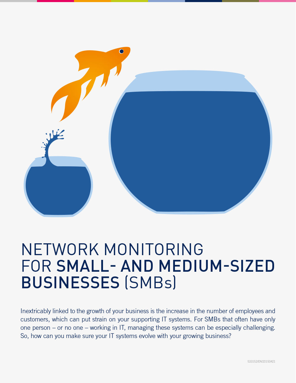Tip Sheet Network Monitoring for Small- and Medium-Sized Businesses (SMBs)