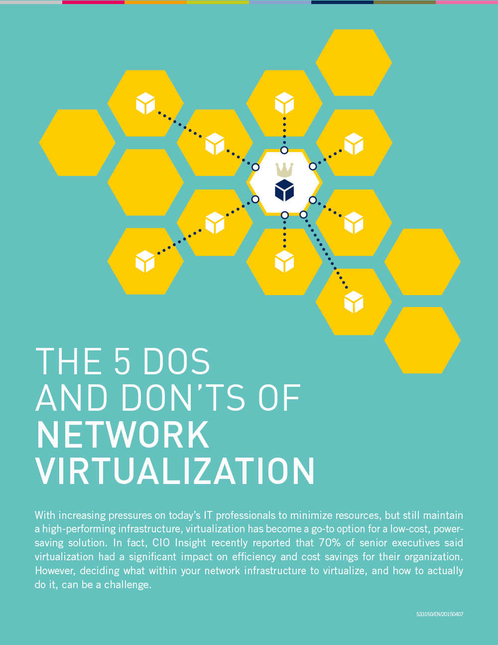 Tip Sheet The 5 Dos and Don'ts of Network Virtualization