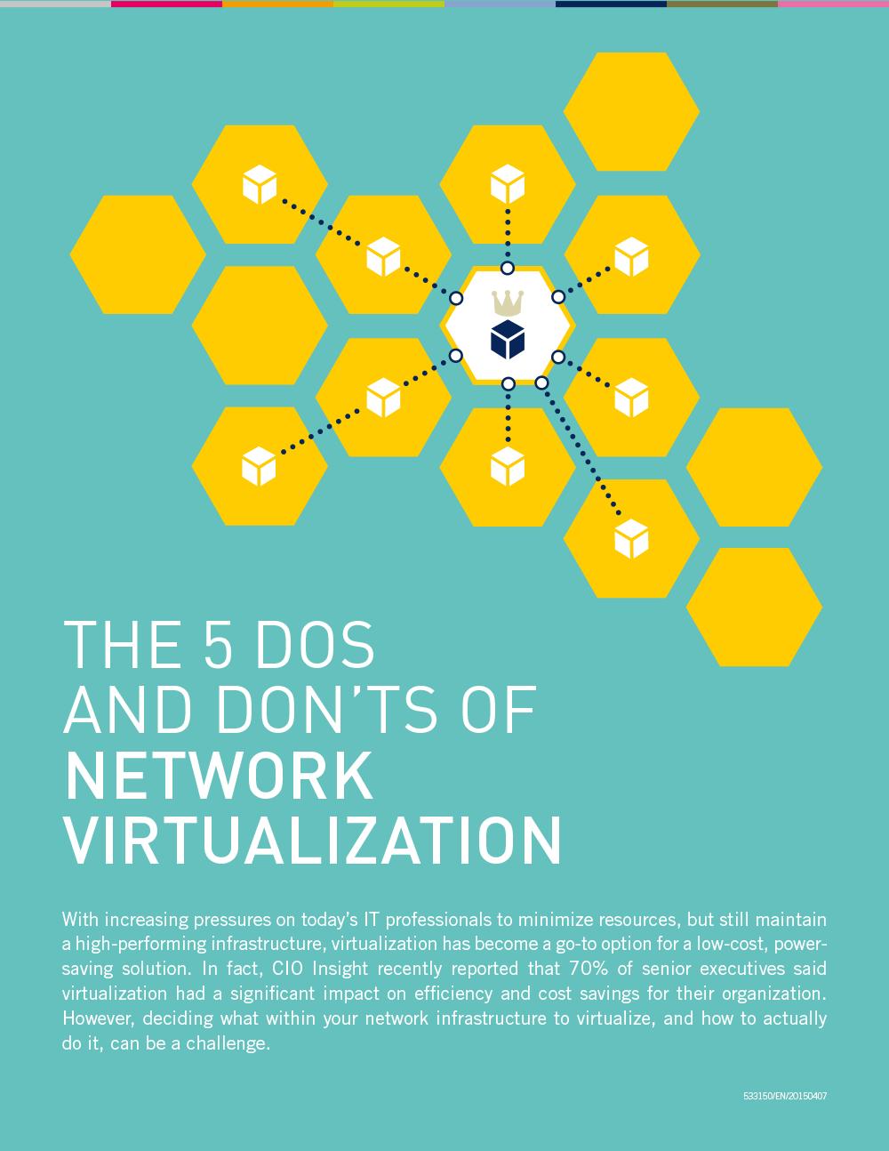 5 buone ragioni per passare alla virtualizzazione