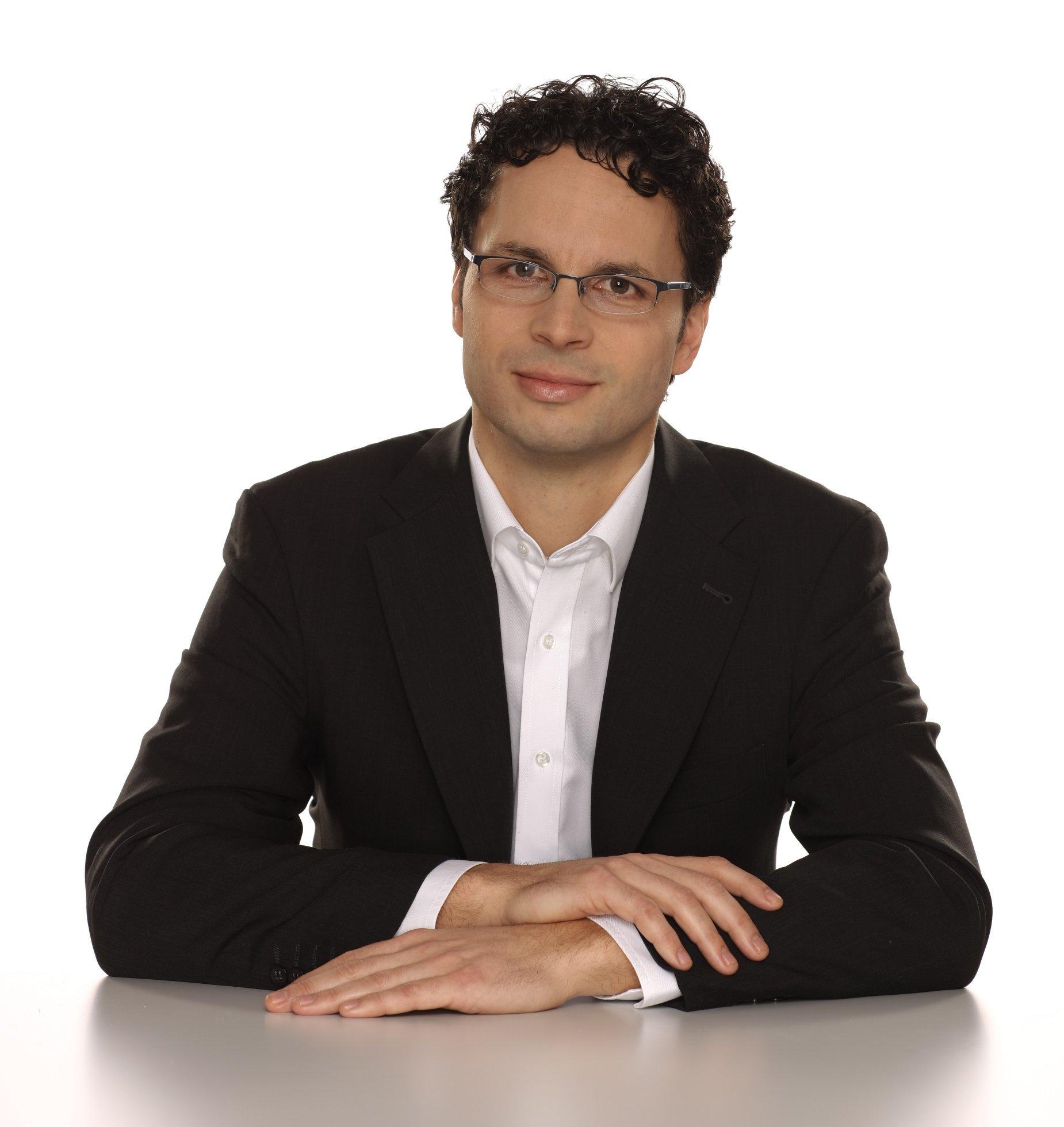 Dr. Marc Rössel, Aufsichtsratsvorsitzender Paessler AG