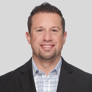 Peter Campisi, Regional Manager North America