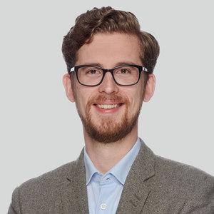 Sebastian Krüger, Regional Manager Americas