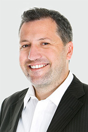 Andrew Timms, Channel Manager for Australia and New Zealand, Paessler AG