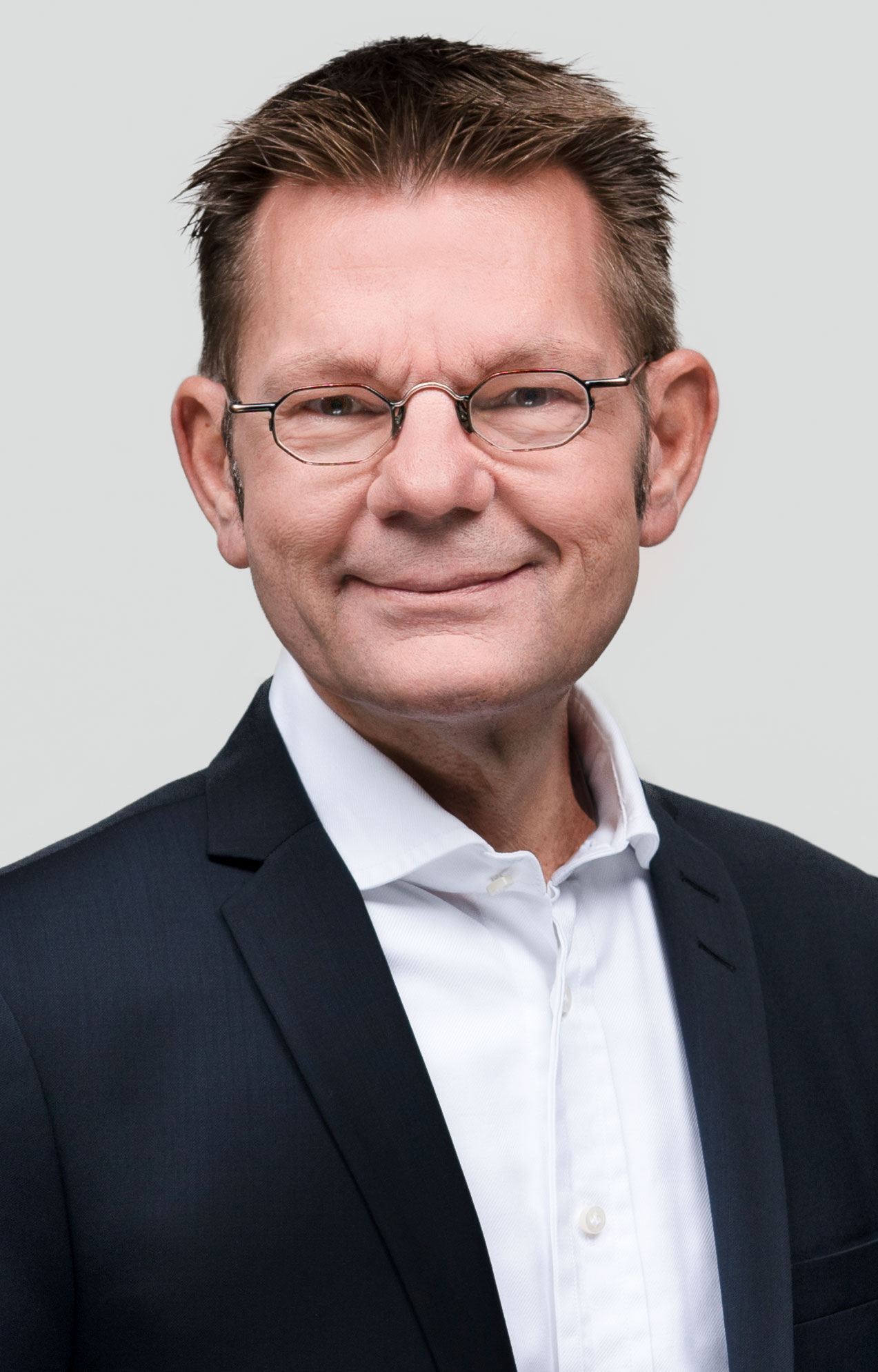 Helmut Binder, CEO der Paessler AG