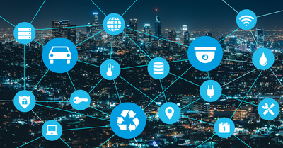 What is a smart city? Definition and Details ()