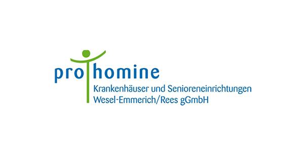 Pro homine gGmbH sichert schnelle Patientenversorgung mit PRTG (Healthcare, PRTG XL1, D/A/CH, Large installation)