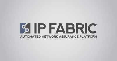 Advanced visualization and troubleshooting with PRTG and IP Fabric (Uptime Alliance Partner)