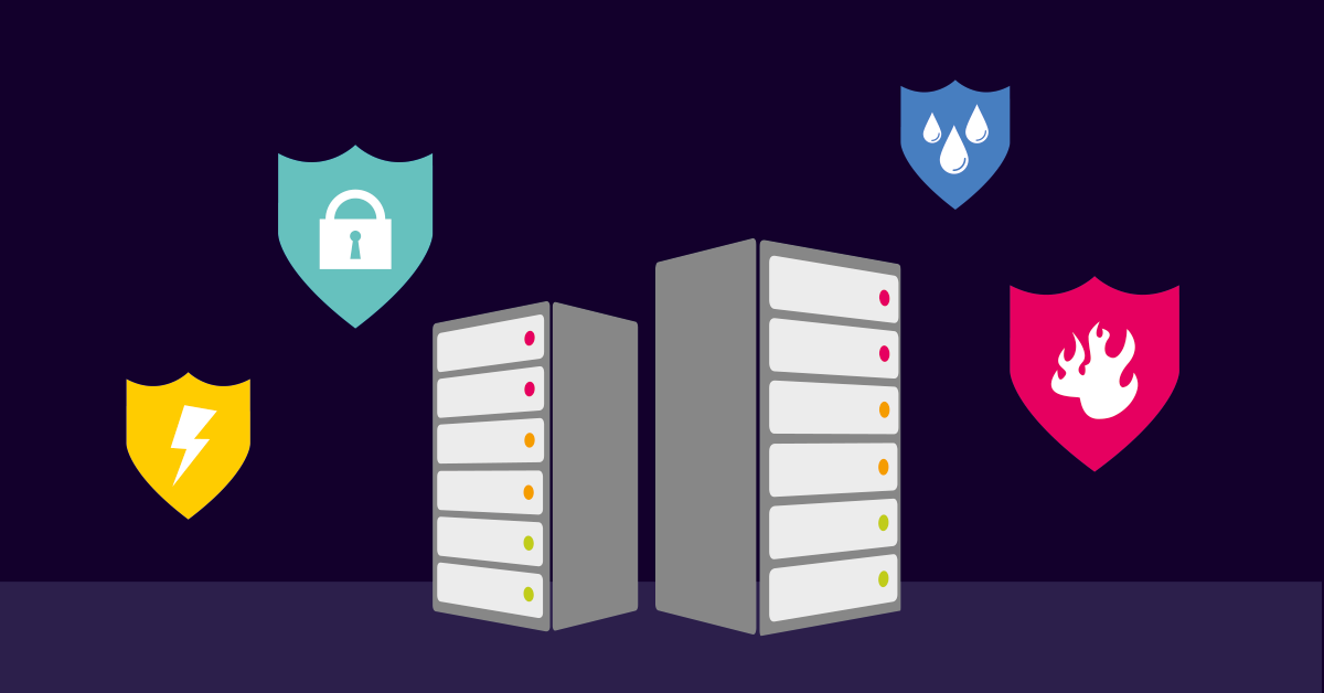 Monitoreo del cuarto de servidores (Monitoring Topic, hardware)