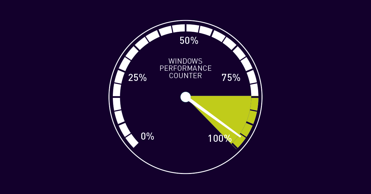 The PRTG Performance Counter keeps a constant eye on performance (Monitoring Topic, performance)