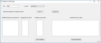 Netflow 9 tester