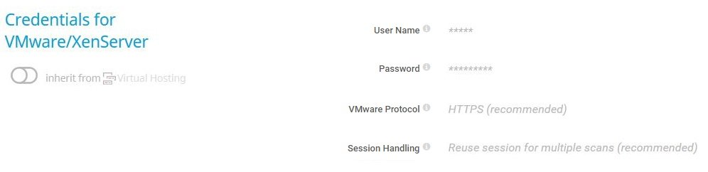 The ESXi group is a subgroup of VMware and Virtual Hosting
