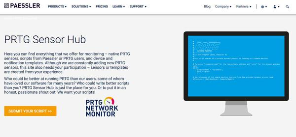 PRTG Sensor Hub
