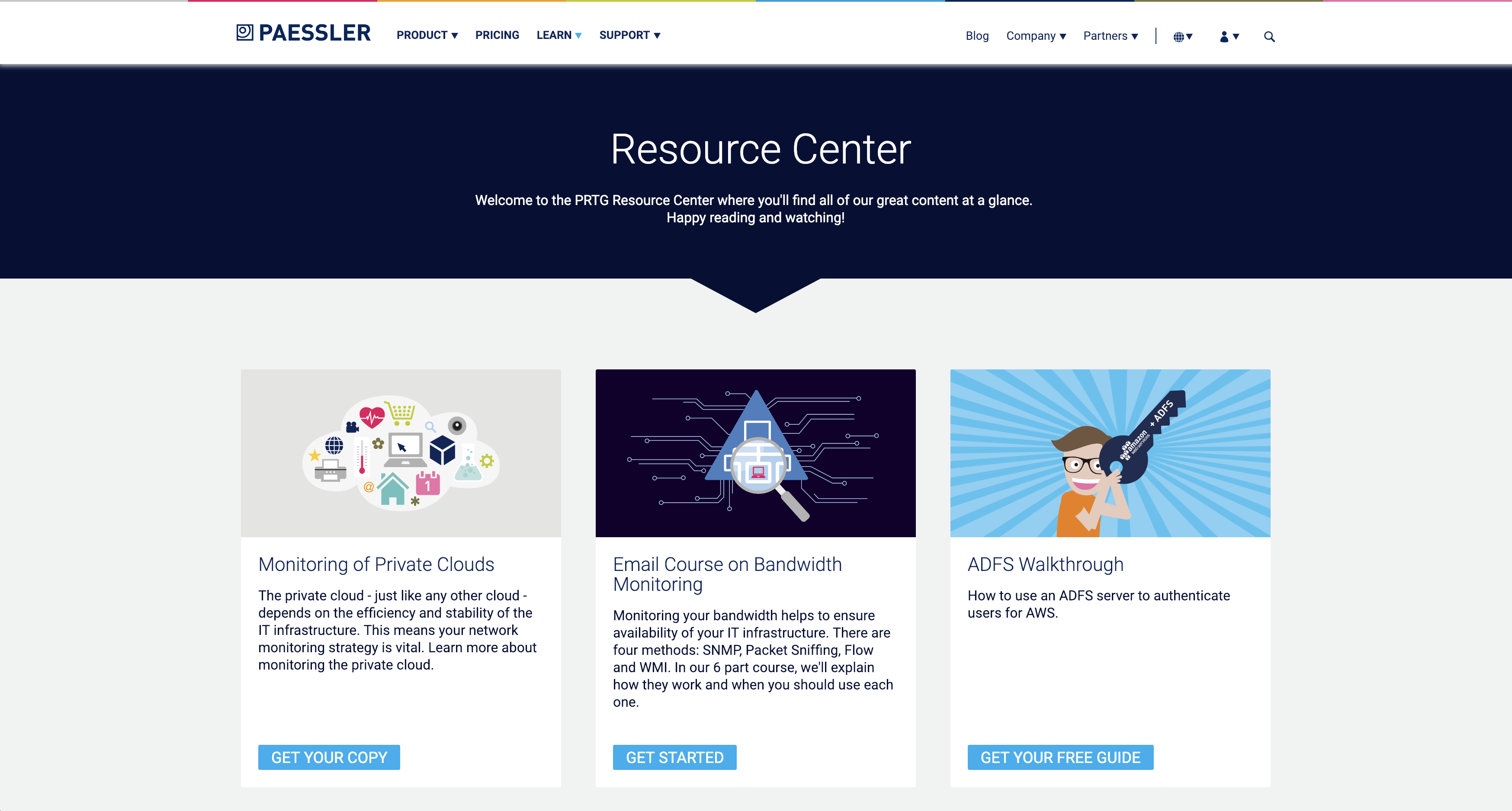 PRTG Resource Center