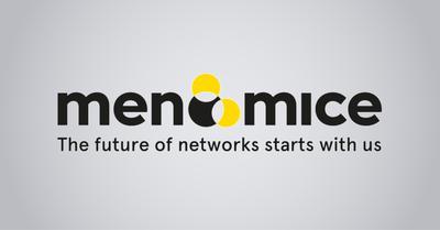 Men&Mice and PRTG (Uptime Alliance Partner)