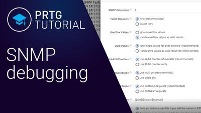 Video: PRTG – SNMP debugging (Videos, SNMP)