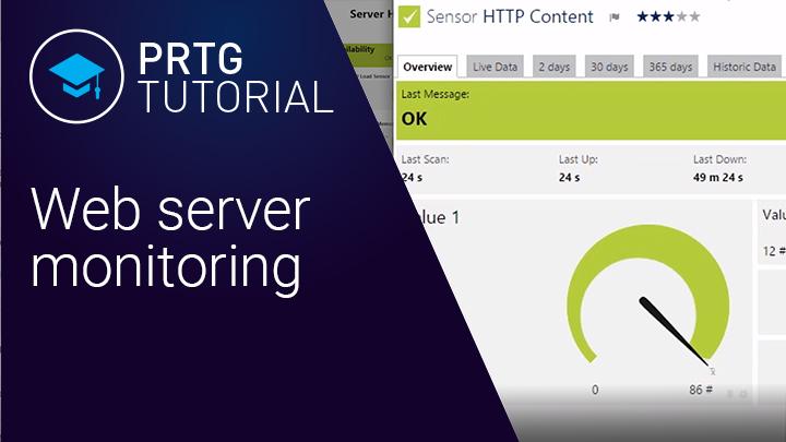 Video: Web server monitoring (Videos, Network)