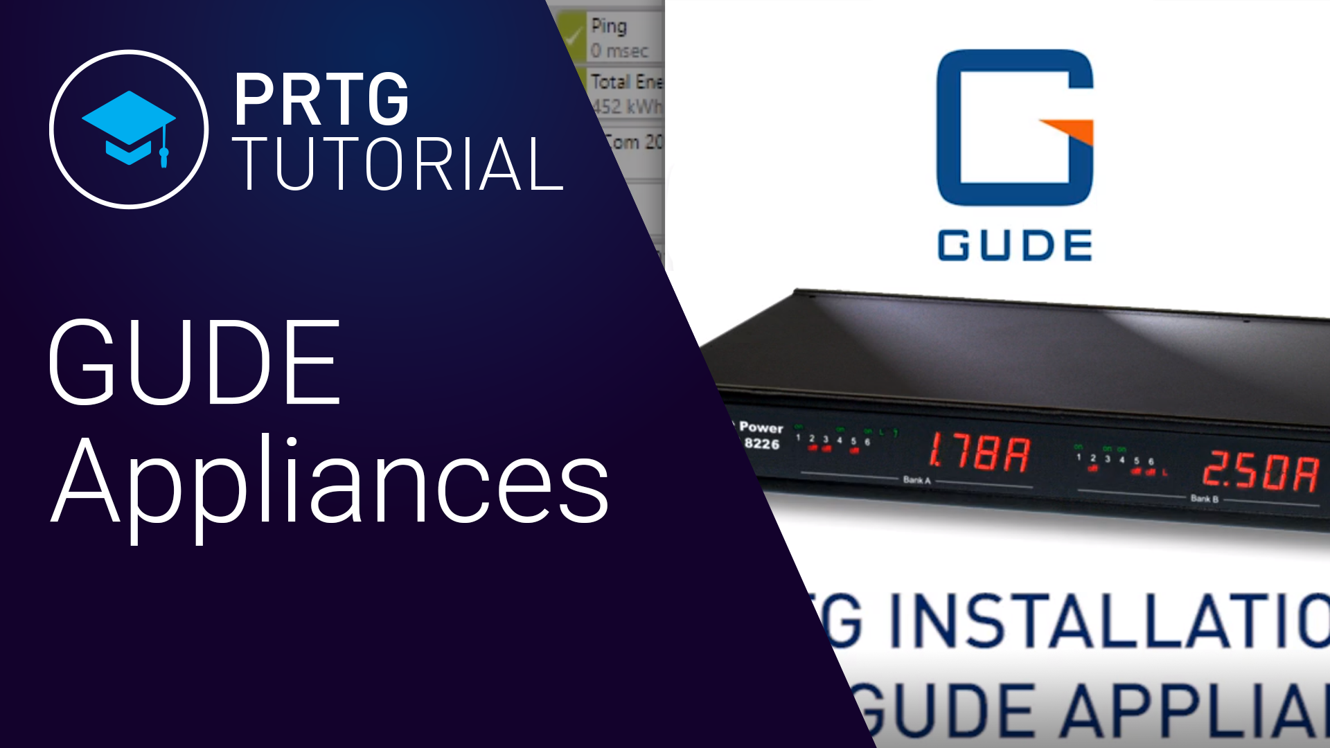 Video: PRTG Installation for GUDE Appliances (Videos, Setup)