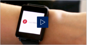 PRTG for Android Wear - Watch App