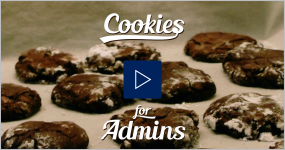 Cookies for Admins