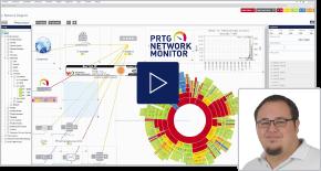 PRTG Video Tutorial: extending maps