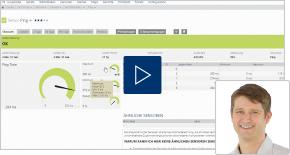 Video PRTG - Was ist ein Sensor
