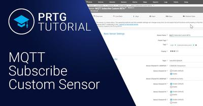 Video: MQTT Subscribe Custom Sensor (Videos, Sensors)