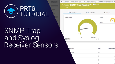 Video: Trap and syslog receiver (Videos, Syslog)