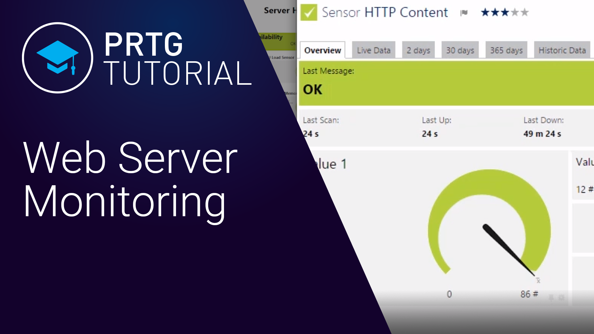 Video: PRTG - Web Server Monitoring (Videos, Network)