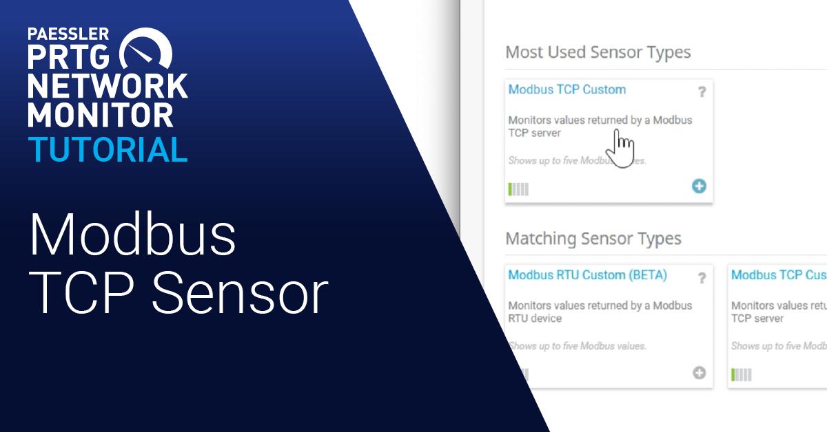 Video: Modbus TCP sensor (Videos, Industries, IoT, Sensors)