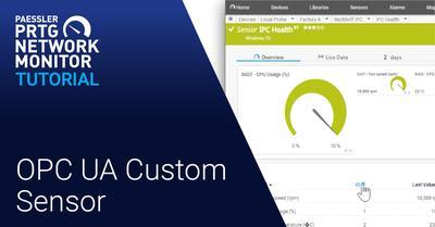 Video: OPC UA Custom sensor (Videos, Industries, IoT, Sensors)