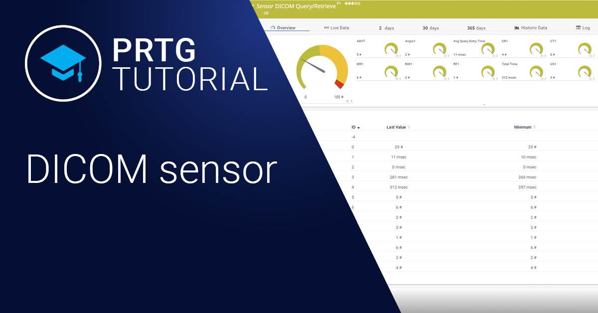 Video: DICOM Sensor (Videos, Healthcare, Sensors)