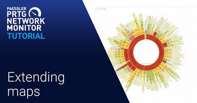 Video: PRTG Network Monitor - Maps erweitern (Videos)