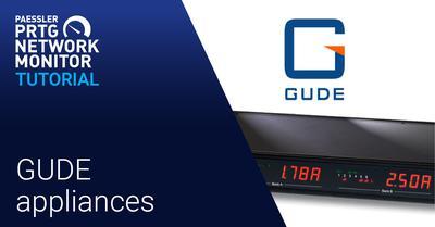 Video: PRTG installation for GUDE Appliances (Videos, Setup)