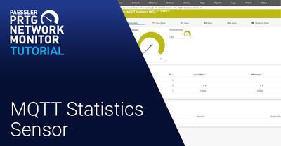 Video: MQTT Statistics Sensor (Videos, Sensors)