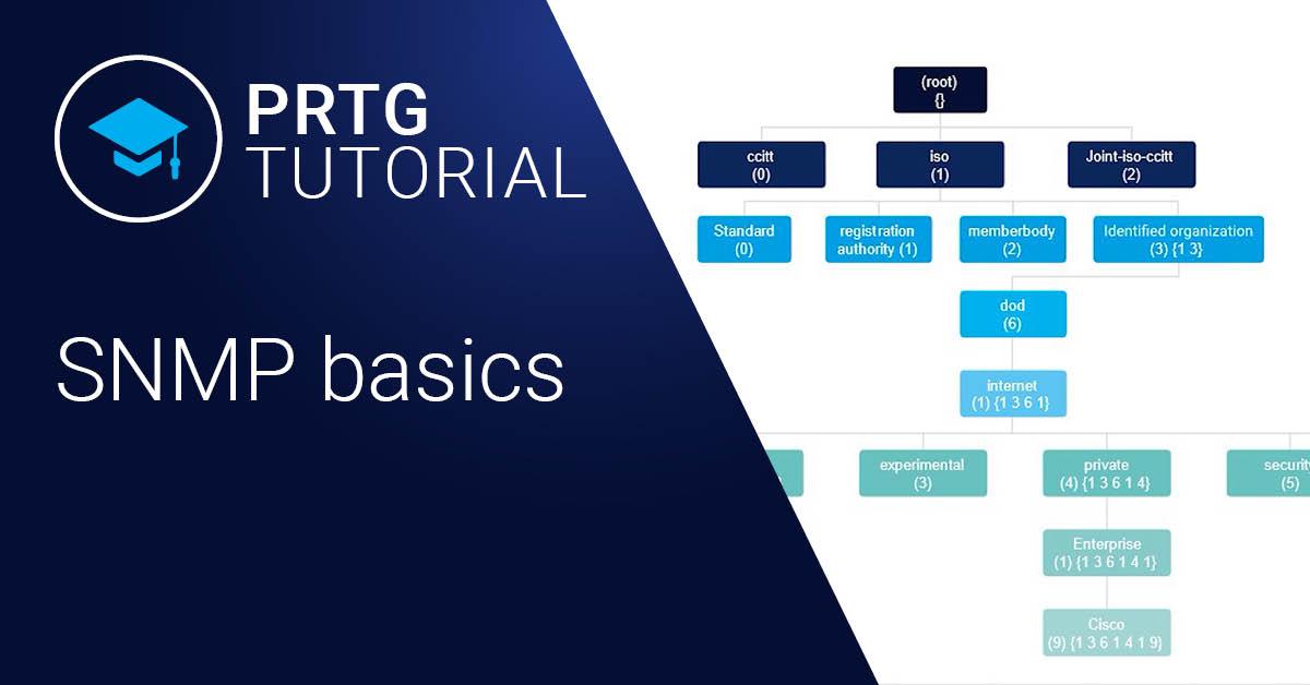 Video: PRTG – SNMP basics (Videos, SNMP)