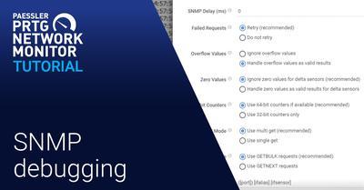 Video: PRTG – SNMP debugging (Videos, SNMP)