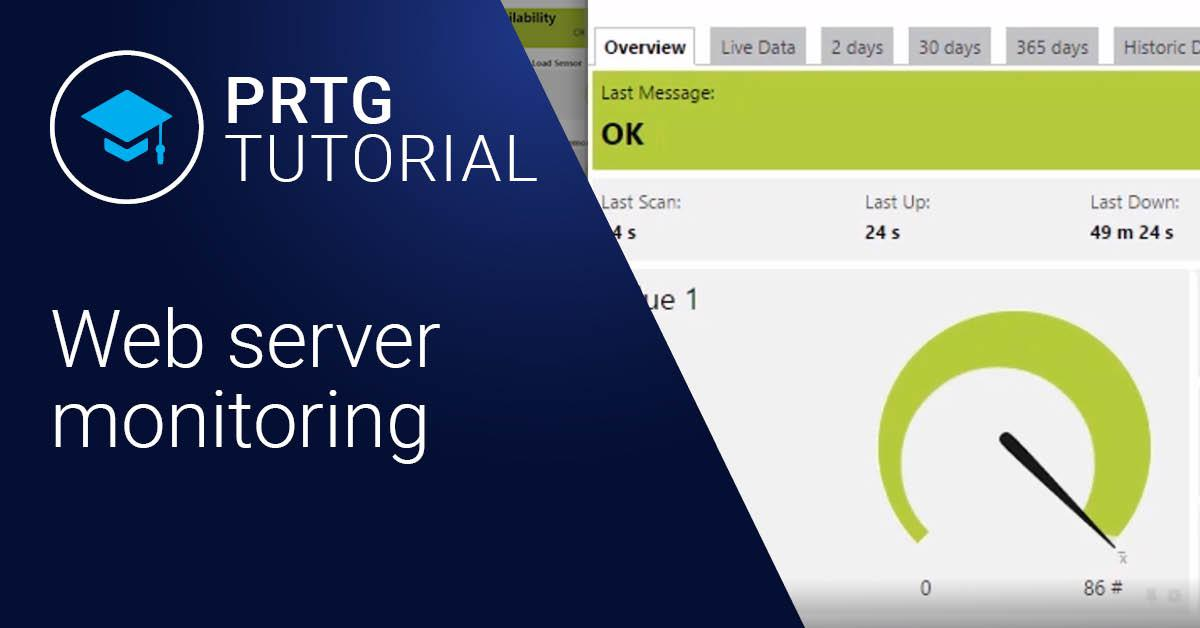 Video: Web server monitoring (Videos, Network)