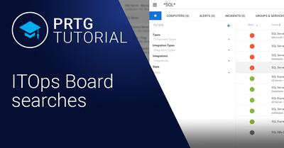 Video: ITOps Board: Searches explained (Videos, ITOps Board)
