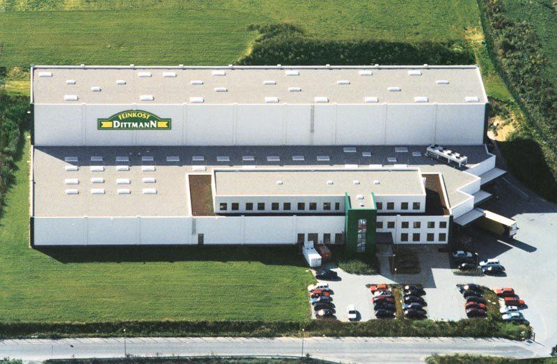 Feinkost Dittmann Vertriebs- und Logistik-Zentrum in Diez